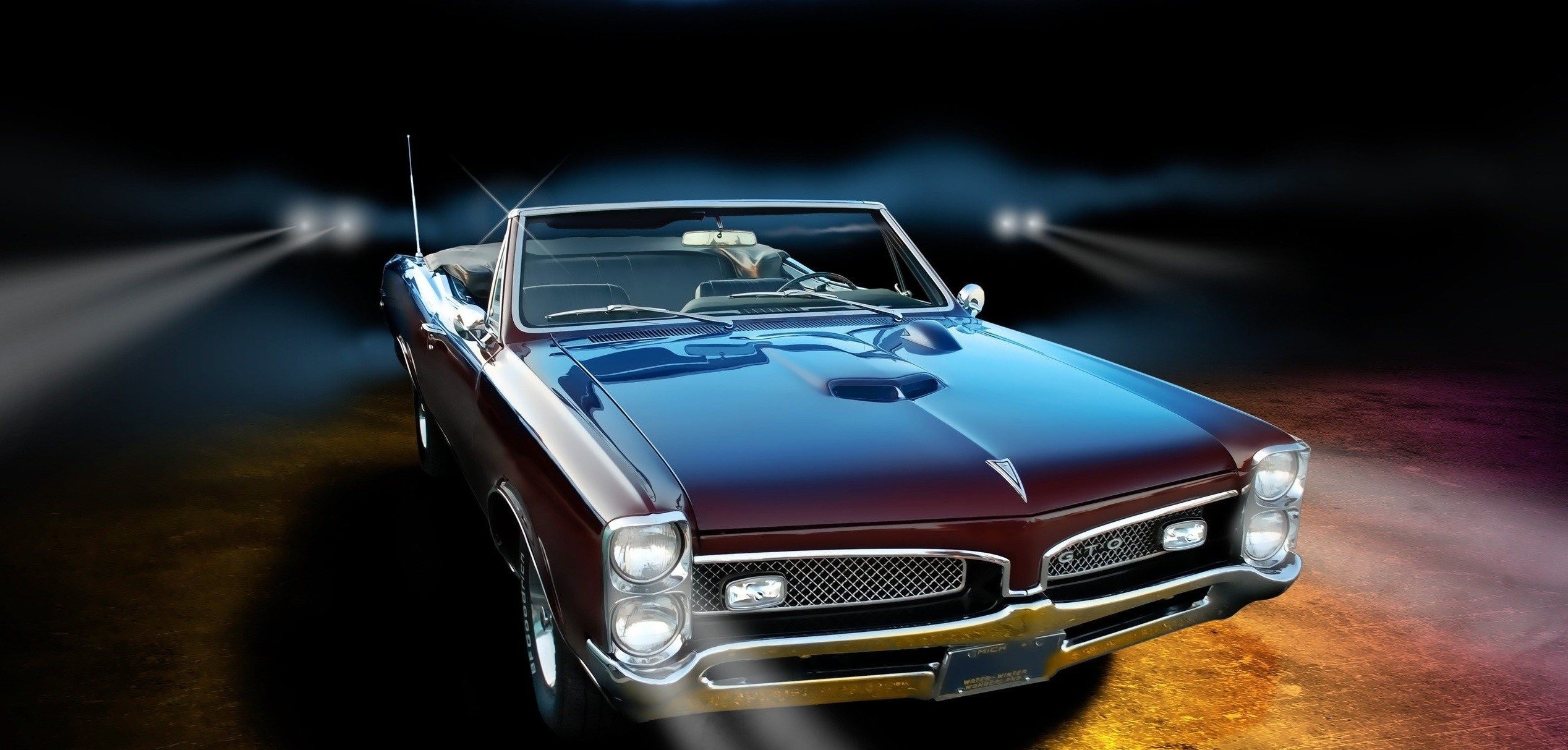 old muscle car wallpaper 23